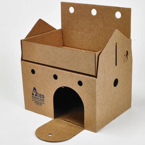 humaniac cat castles