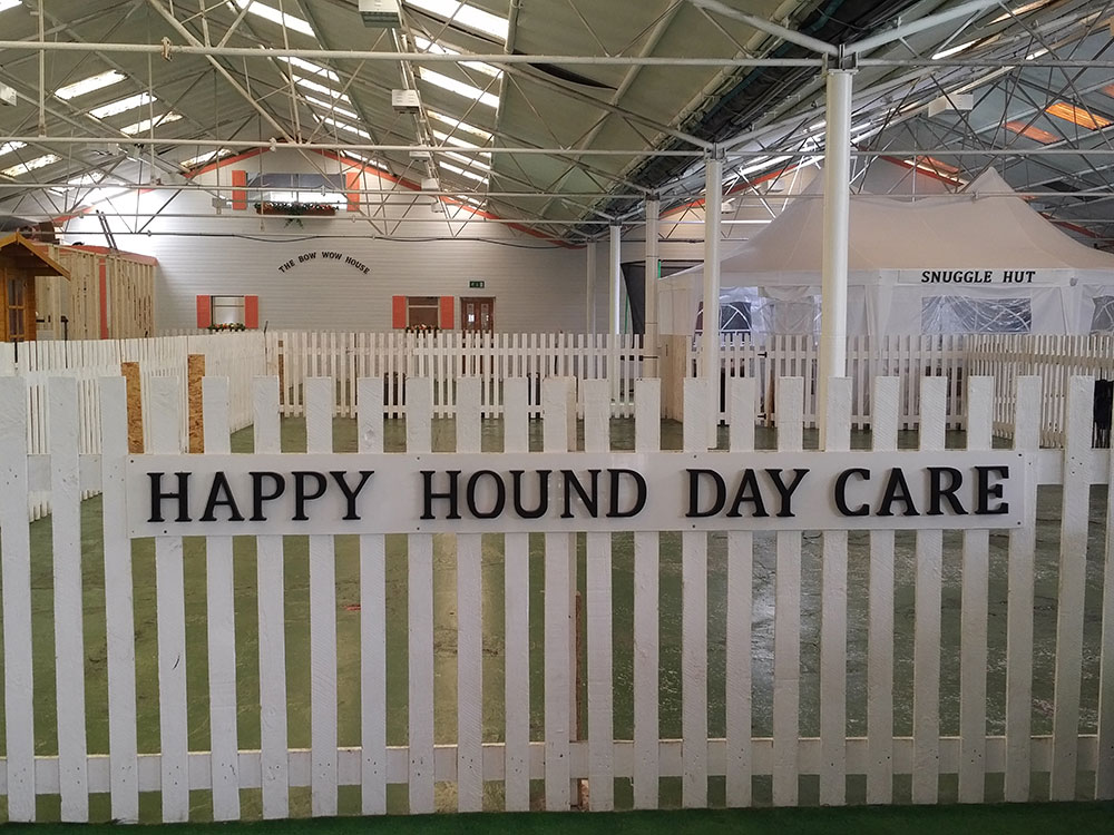 Central Bark in Manchester - Doggy day care, where dogs can stay for short or long days, depending on what their owners need
