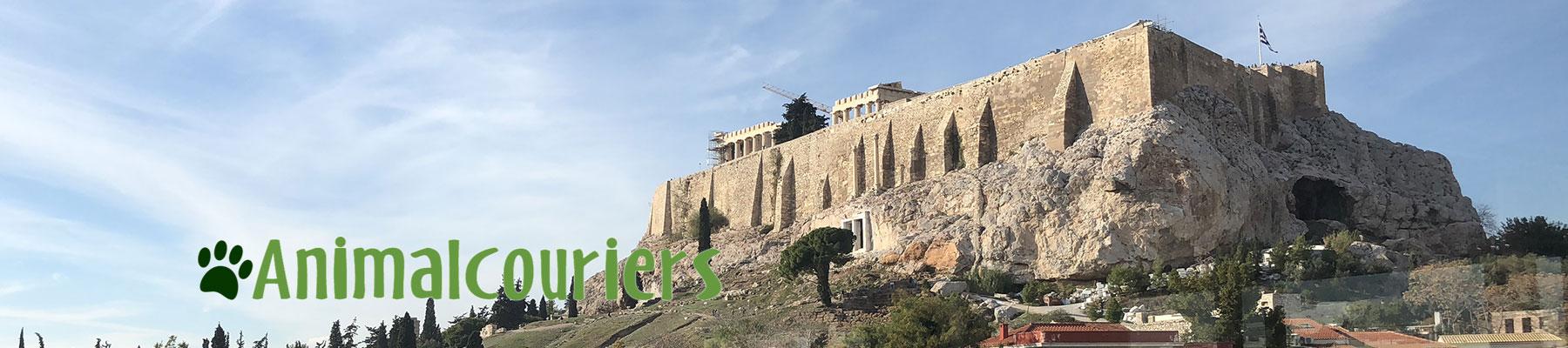 The Parthenon — Athens