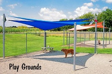 The Animal Den Playground Pet Lodging