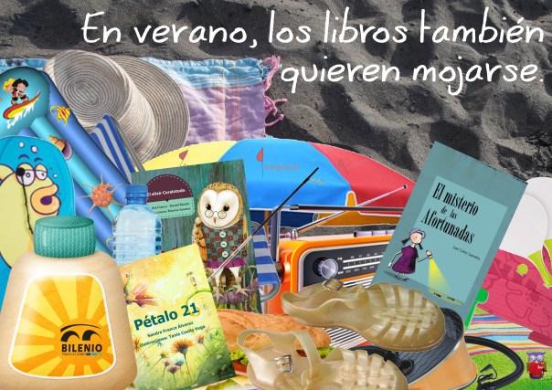 en verano los libros quieren