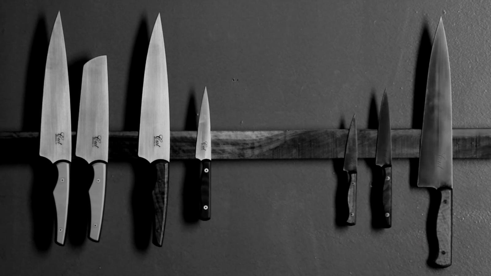 El filoso arte de crear un cuchillo  Animal Gourmet