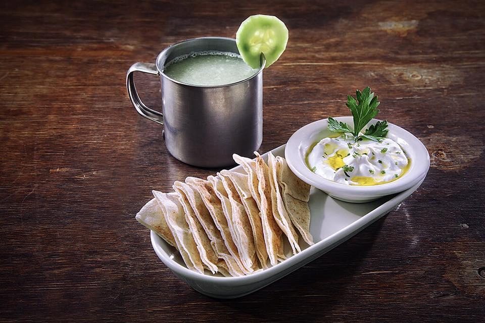 Cinco restaurantes en la CDMX para conocer la cocina griega