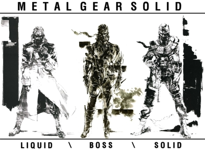 Image result for metal gear snakes