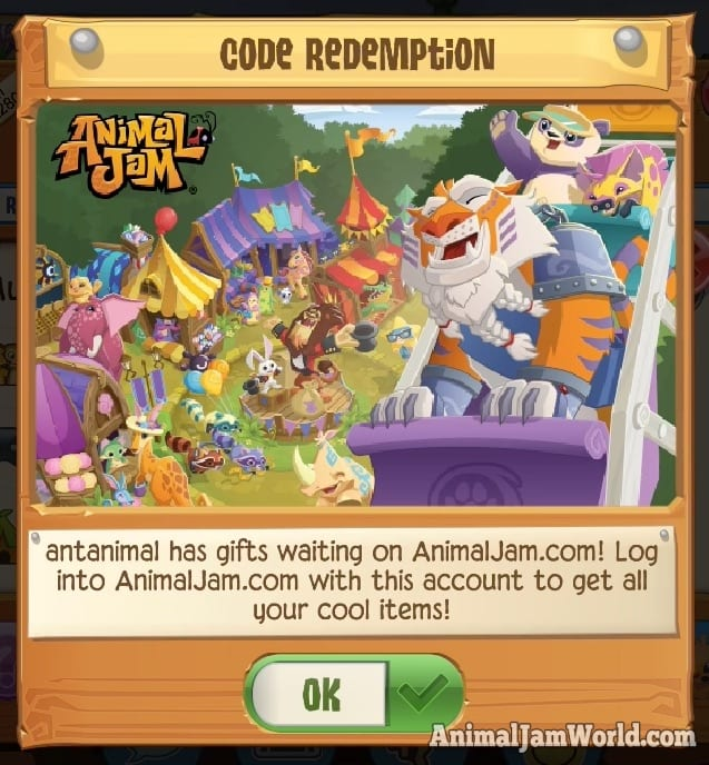 play wild codes for