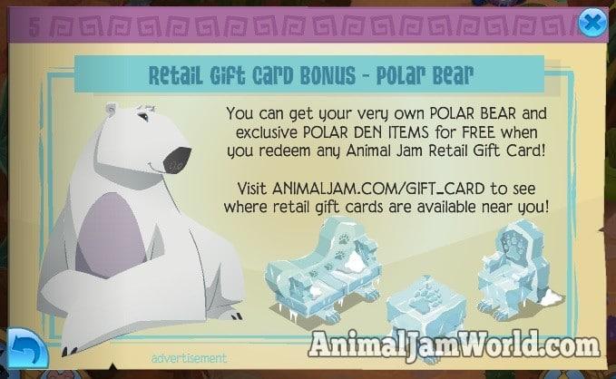 free polar bear code