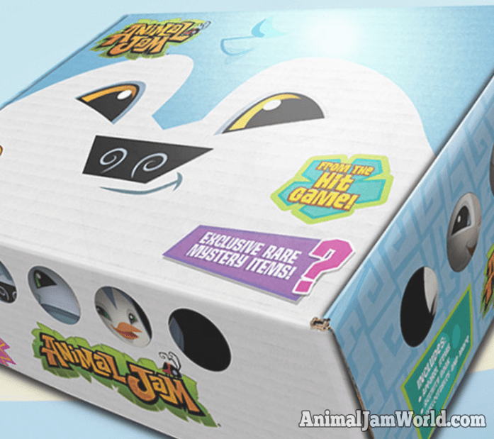 The Animal Jam Box  What is it and How Does it Work