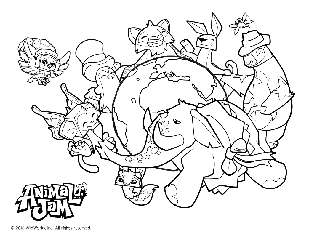 animal-jam-official-coloring-page