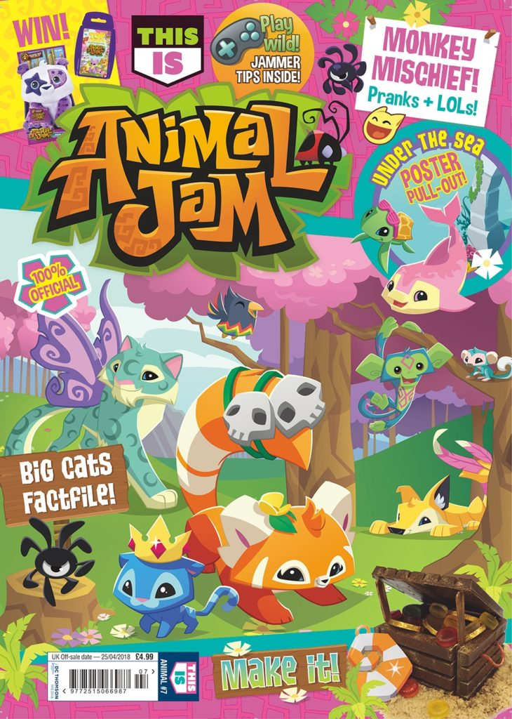 this is animal jam