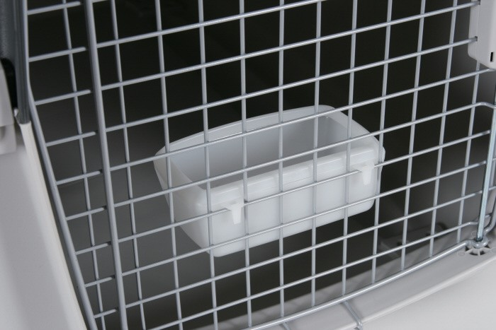CAGE DE TRANSPORT CHIEN HOMOLOGUEE AVION TRES GRAND CHIEN  Animaloo