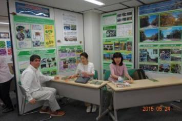 左から笹木さん、藤田さん、齋藤さん