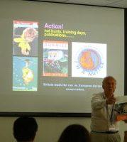 モリス博士によるイギリスのヨーロッパヤマネの減少の現状説明|ヤマネの保全