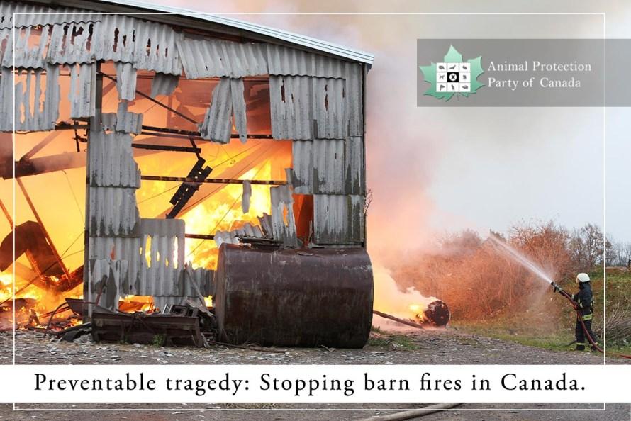 barn fires canada