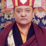 Tibetan Buddhist animal advocate Shamar Rinpoche,  62
