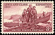 188px-Lewis_and_Clark_1954_Issue-3c