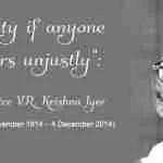 Jurist V.R. Krishna Iyer,  100,  fought for captive elephants