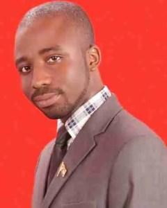 Barrister Chukwunonso Daniel Ogbe.