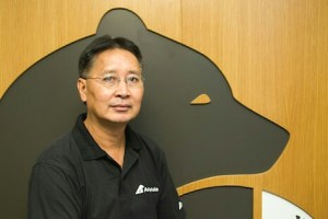 Tuan Bendixsen. (Animals Asia Foundation photo)