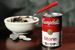 """Stone Soup,"" by Theresa Thompson"