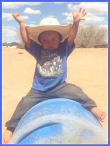 Kayden Colter Begay (Facebook photo)