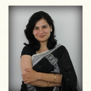Gauri Maulekhi  (LinkedIn photo)