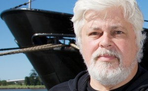 Paul Watson (Sea Shepherd Conservation Society photo)