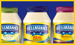 Unilever has egg industry market clout via ownership of the Hellman's and Best Foods mayonnaise brands.