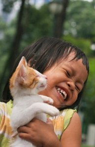 Vietnamese often have a positive relationship with pets.   (Kairos Coalition photo)