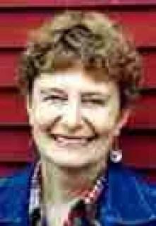 Peggy Larson circa 1992.