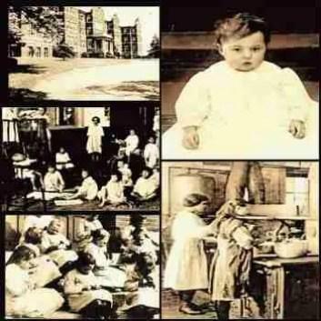 Anna Briggs orphanage