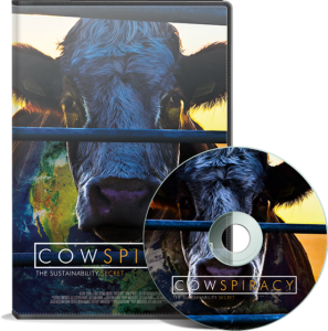(See review Cowspiracy: The Sustainability Secret.)