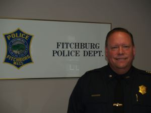 Fitchburg police chief Ernest Martineau (YouTube)