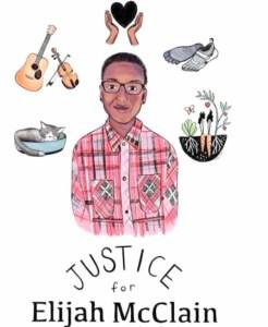 Elijah McClain poster