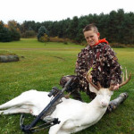 Killing the white deer & the Marysville massacre