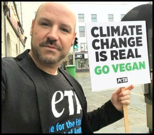 John Carmody Irish vegan activist