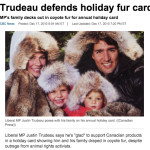 "Will new Canadian prime minister Justin Trudeau be ""Justin other bad guy"" for animals?"