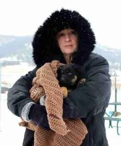 LightShine Canine founder K.C. Willis. (Facebook photo)