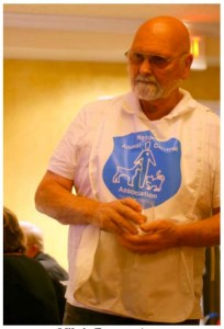 Mike Burgwin (NACA photo)