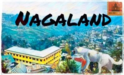 Nagaland postcard