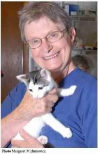 Peggy Larson at 74