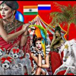 Last acts for animal circuses in Russia, India, New Jersey, & Hawaii