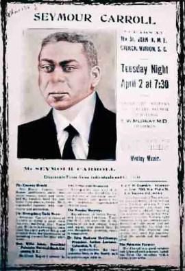 Seymour Carroll poster