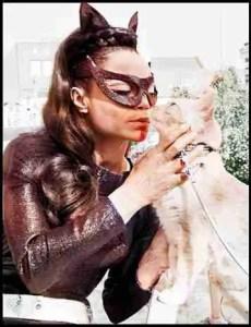 "Eartha Kitt, ""Catwoman"""