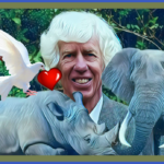 Who killed ivory trade investigator Esmond Martin,  why?