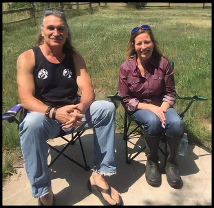 Jeff Young & Jennifer Edwards