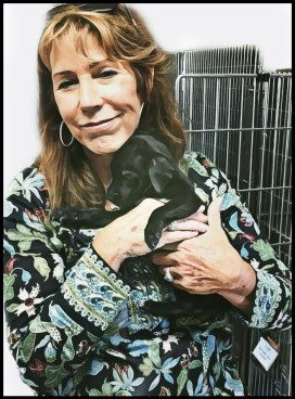 Lauree Simmons Big Dog Ranch Rescue, Inc. Founder and president