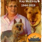 Kay McElroy, 74;  her Cedarhill Animal Sanctuary carries on