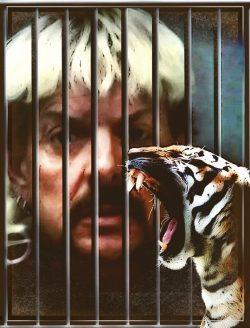 Joe Exotic in prison