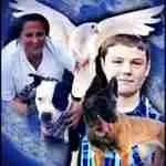Why did pit bull & Malinois victims Liquori & Hazel die alone?