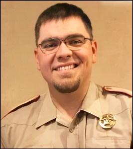 Deputy Samuel Leonard Concho County Sheriff's Office